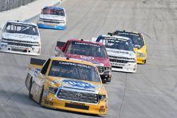 Todd Gilliland, Kyle Busch Motorsports, Toyota Tundra Pedigree, David Gilliland, DGR-Crosley, Toyota Tundra Frontline Enterprises Inc/CROSLEY Brands