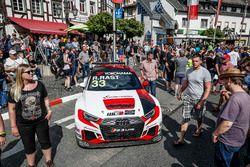 Coche de René Rast, Audi Sport Leopard Lukoil Team Audi RS 3 LMS