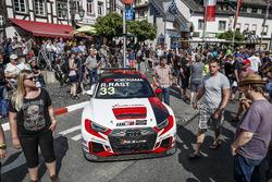 Car of René Rast, Audi Sport Leopard Lukoil Team Audi RS 3 LMS