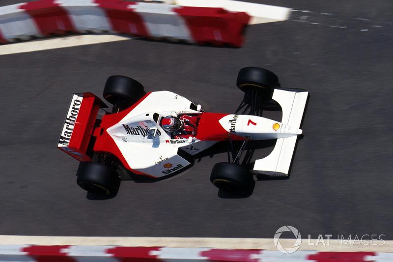 La carrera marcó los primeros puntos del norteamericano Michael Andretti. Compañero de Senna y campeón de Indy en 1991, hizo sólo 13 de las 16 pruebas de aquel año antes de ser despedido por McLaren.