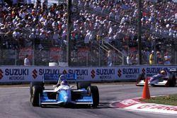 Jacques Villeneuve, Team Green, Reynard Ford