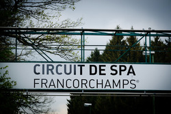 Spa-Francorchamps circuit entrance