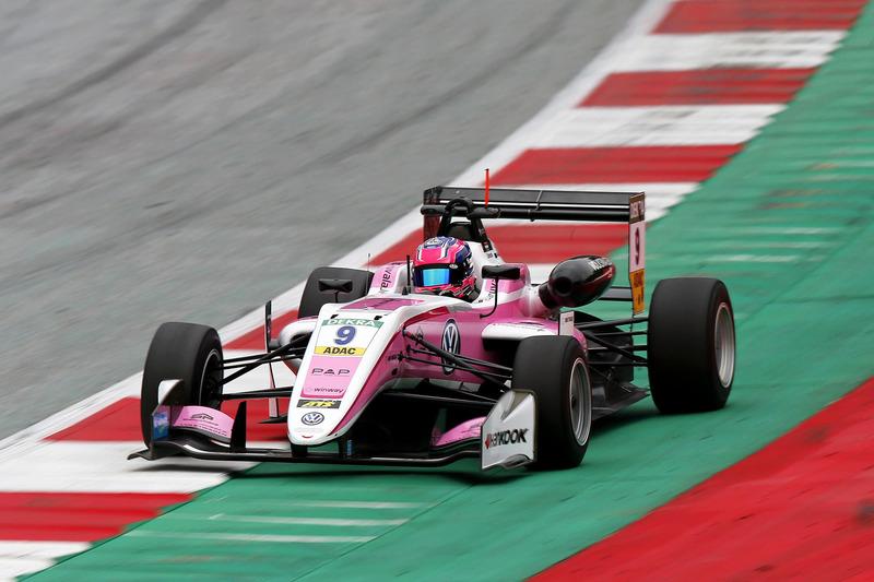 Jehan Daruvala / European F3 (France)