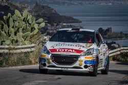 Jacopo Trevisani, Grimaldi Fabio, Peugeot 208 R2B