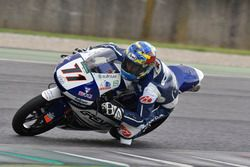 Riccardo Rossi, Gresini Racing Junior Team