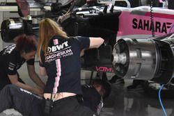 Meccanici Force India F1