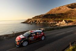 Sébastien Loeb, Daniel Elena, Citroën World Rally Team Citroën C3 WRC