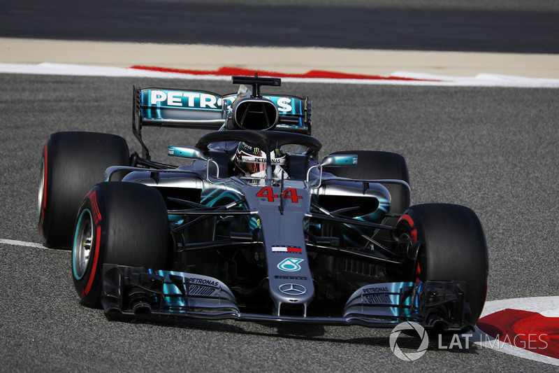 9. Lewis Hamilton, Mercedes-AMG F1 W09 EQ Power *