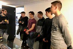 Visita studenti di Monaco alla Venturi