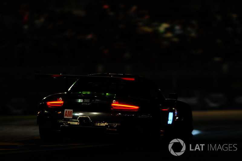59. Патрик Лонг, Тим Паппас, Спенсер Пампелли, Proton Competition, Porsche 911 RSR (№99)