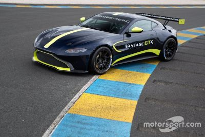 Annonce Aston Martin GT3/GT4