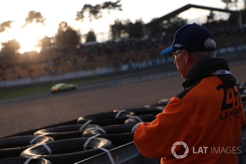 Comisario de Le Mans