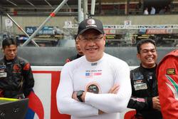 #61 Clearwater Racing Ferrari 488 GTE: Weng Sun Mok