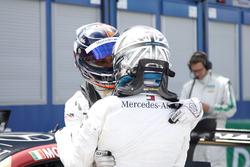 Edoardo Mortara, Mercedes-AMG Team HWA and Gary Paffett, Mercedes-AMG Team HWA
