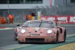 #92 Porsche GT Team Porsche 911 RSR: Мікаель Крістенсен, Кевін Естр, Лоранс Вантор