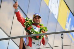 LMGTE Am podyum: 2. Giancarlo Fisichella, Spirit of Race