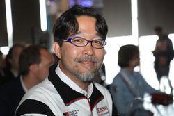 Hisatake Murata, Toyota Racing