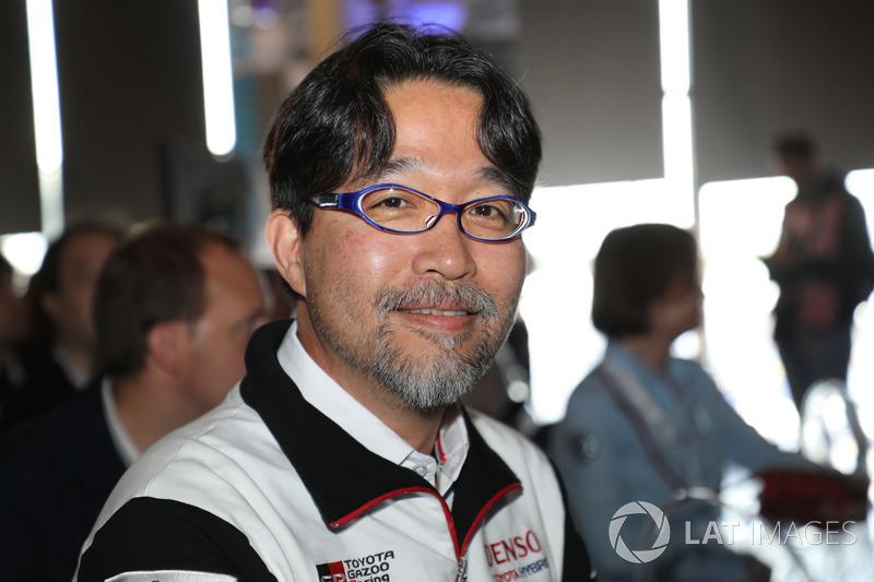 Hisatake Murata (Teampräsident)