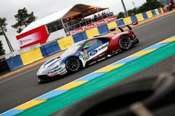 Штефан Мюкке, Оливье Пла, Билли Джонсон, Ford Chip Ganassi Team UK, Ford GT (№66)