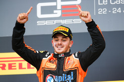 Race winner Dorian Boccolacci, MP Motorsport