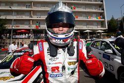 Il vincitore della gara Mato Homola, DG Sport Competition Peugeot 308TCR