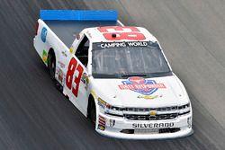 Tyler Matthews, Copp Motorsports, Chevrolet Silverado