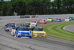 Myatt Snider, ThorSport Racing, Ford F-150 Century Container, Dalton Sargeant, GMS Racing, Chevrolet Silverado Performance Plus Motor Oil