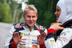 Esapekka Lappi, Ott Tanak, Toyota Gazoo Racing