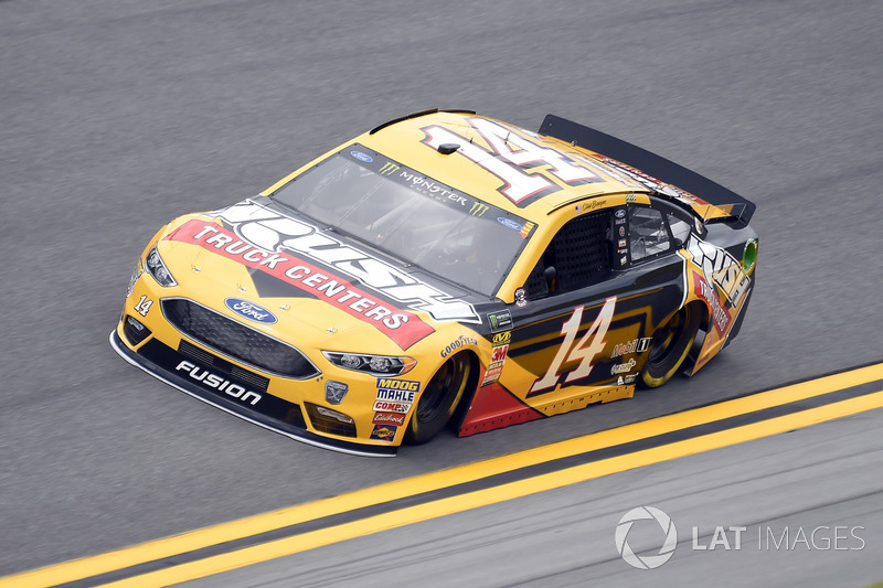 Clint Bowyer, Stewart-Haas Racing, Chevrolet Camaro Haas 30 Years of the VF1