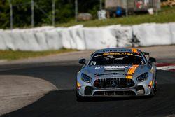 #6 Shining Star Motorsport by Atlantic Racing Team, Mercedes-AMG, GS: Danny Kok