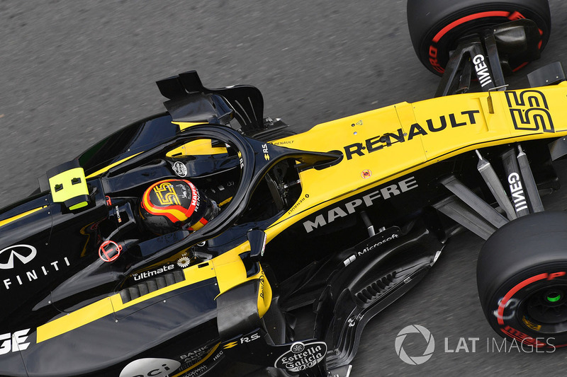 5. Carlos Sainz Jr., Renault Sport F1 Team R.S. 18