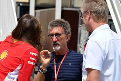Eddie Jordan, Channel 4 F1 TV