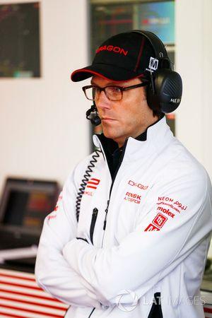 Jose Maria Lopez, Dragon Racing engineer