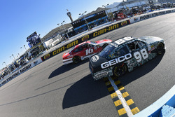 Casey Mears, Biagi-DenBeste Racing Ford e Ryan Reed, Roush Fenway Racing Ford