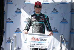 Polesitter: Erik Jones, Joe Gibbs Racing Toyota