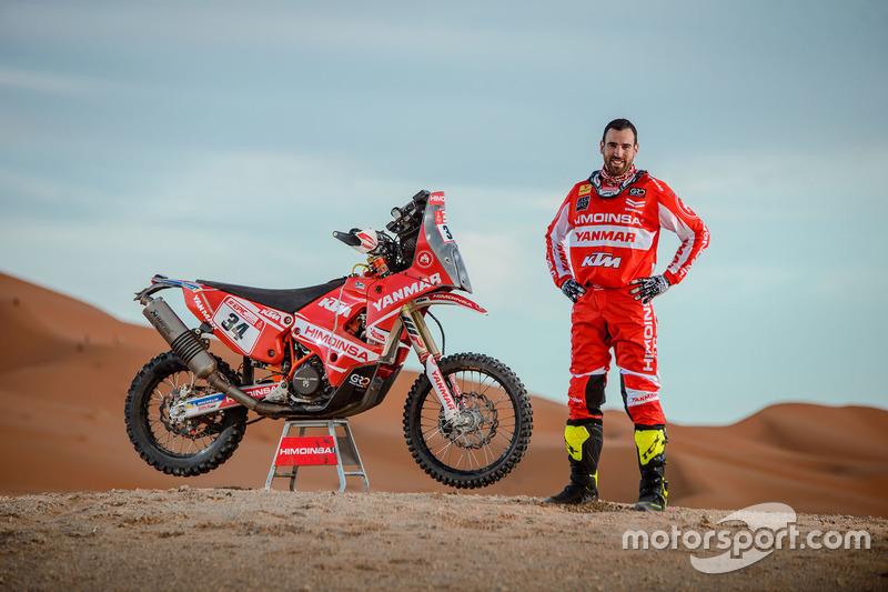 #34 Marc Solá, HIMOINSA Racing Team