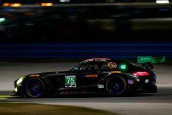 #75 SunEnergy1 Racing Mercedes AMG GT3, GTD: Kenny Habul, Thomas Jäger, Maro Engel