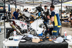#67 KTM: Markus Berthold