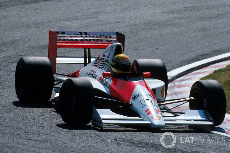 McLaren-Honda MP4/5B: 6 victorias