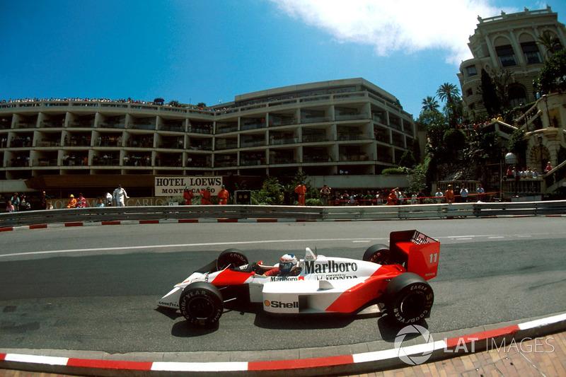 1988 Alain Prost, McLaren