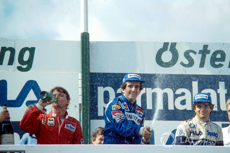 1983 Alain Prost, Renault