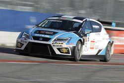 Cosimo Barberini, Seat Leon DSG TCR, NOS Racing