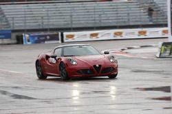 Vincenzo Garraffa, Alfa Romeo 4C