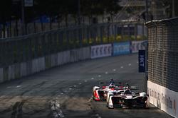 Edoardo Mortara, Venturi Formula E, Nick Heidfeld, Mahindra Racing