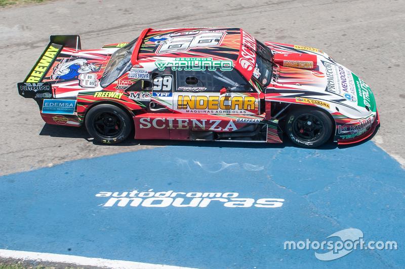 Matias Jalaf, Indecar Racing Torino