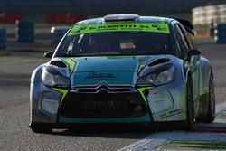Мирко Пуричелли и Маттео Маньи, Citroën DS3 WRC