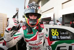 Pole position per Esteban Guerrieri, Honda Racing Team JAS, Honda Civic WTCC