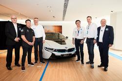 Graeme Davison, Michael Andretti, Jens Marquardt, Alejandro Agag, Jörg Reimann, Kevin Coon