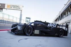 Тесты прототипа Dallara BR1 LMP1 команды SMP Racing