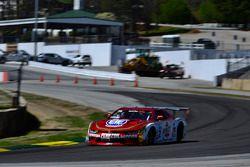 #2 TA Chevrolet Camaro: Lawrence Losahak of Loshak Racing/Burtin Racing
